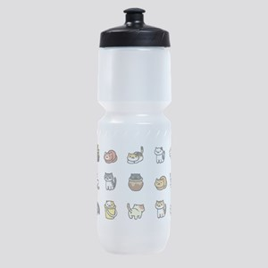 Neko Atsume Sports Bottle