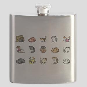 Neko Atsume Flask