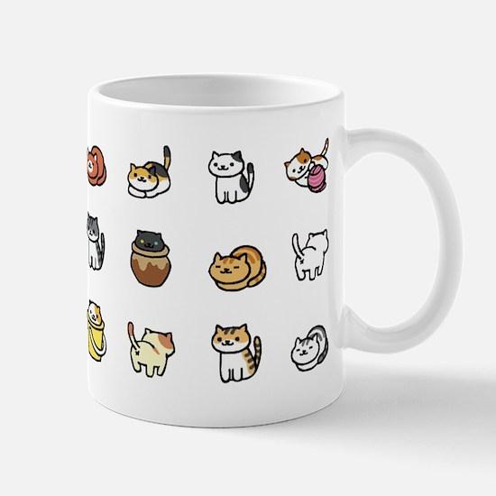 Neko Atsume Mugs
