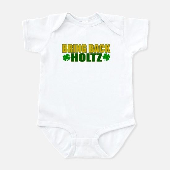 Bring Back Holtz Infant Bodysuit