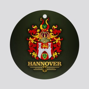 Hannover Round Ornament