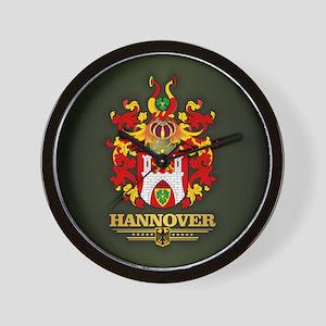 Hannover Wall Clock