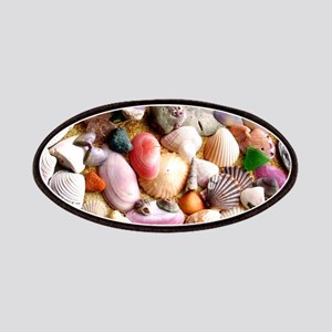 COLORFUL SEA SHELLS Patch