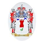 Nevison Oval Ornament