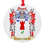 Nevinson Round Ornament