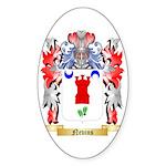 Nevins Sticker (Oval 10 pk)