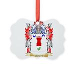 Nevins Picture Ornament