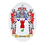 Nevins Oval Ornament