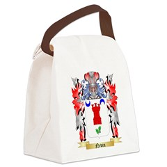 Nevin Canvas Lunch Bag