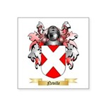 Neville Square Sticker 3