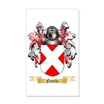 Neville 35x21 Wall Decal
