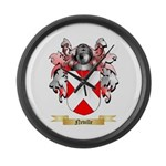 Neville Large Wall Clock