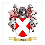 Nevill Square Car Magnet 3