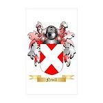 Nevill Sticker (Rectangle 10 pk)