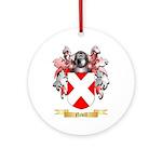 Nevill Round Ornament