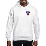 Nevares Hooded Sweatshirt