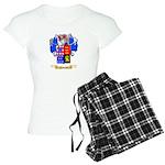 Nevares Women's Light Pajamas