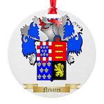 Nevares Round Ornament
