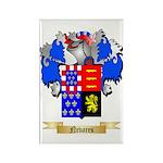 Nevares Rectangle Magnet (100 pack)