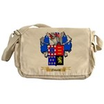 Nevares Messenger Bag