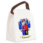 Nevares Canvas Lunch Bag