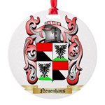 Neuenhaus Round Ornament