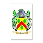 Nettles Rectangle Car Magnet
