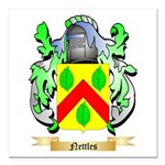 Nettles Square Car Magnet 3