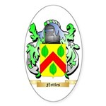 Nettles Sticker (Oval 50 pk)