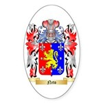 Neto Sticker (Oval 50 pk)