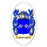 Netherway Sticker (Oval 50 pk)