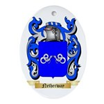 Netherway Oval Ornament