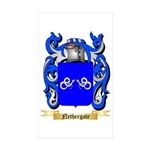 Nethergate Sticker (Rectangle 50 pk)