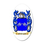 Nethergate 20x12 Oval Wall Decal
