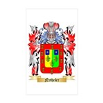 Netheler Sticker (Rectangle 10 pk)