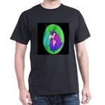 Unicorn Portrait Dark T-Shirt