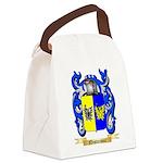 Nestorovic Canvas Lunch Bag