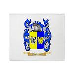 Nestorovic Throw Blanket