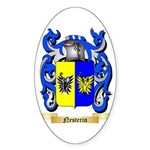 Nesterin Sticker (Oval 50 pk)
