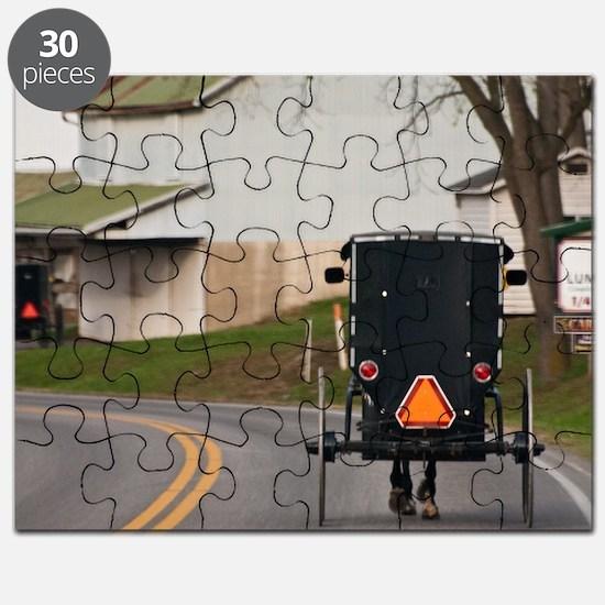 Unique Amish Puzzle