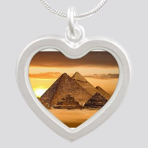 Egyptian pyramids Necklaces