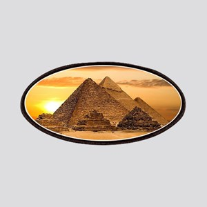 Egyptian pyramids Patch
