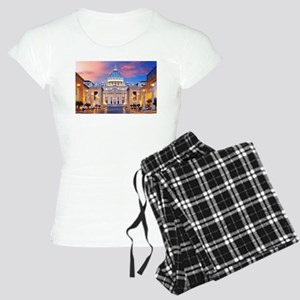 Vatican Rome Italy Women's Light Pajamas
