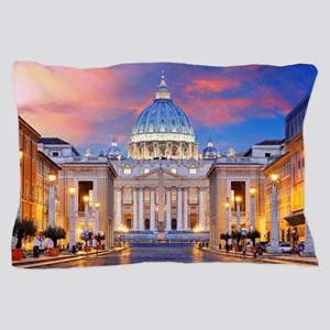 Vatican Rome Italy Pillow Case
