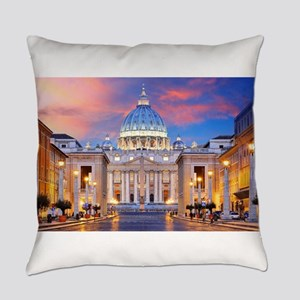 Vatican Rome Italy Everyday Pillow