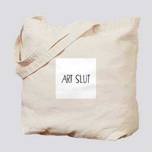 ART SLUT lovemark Tote Bag