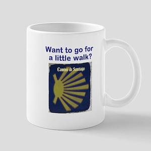 Want To Walk? Mugs