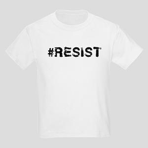 #RESIST Stamp Black T-Shirt
