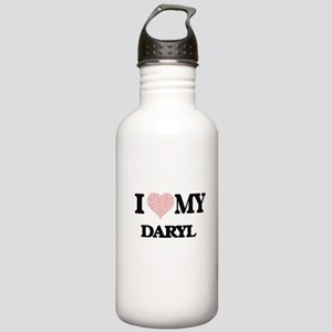 I Love my Daryl (Heart Stainless Water Bottle 1.0L