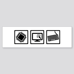 Programmer equipment Sticker (Bumper)